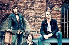 THE BREW UK kommen 2013 auf Tour - Die atemberaubende und energiegeladene Show der drei Britrocker aus Grimsby sorgt nicht nur bei der Band selbst, sondern auch bei ihren Konzertbesuchern femotionsgeladenen Dynamik von THE BREW UK gesellt sich die charismatische ..