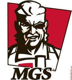 KFC Metal Gear Solid