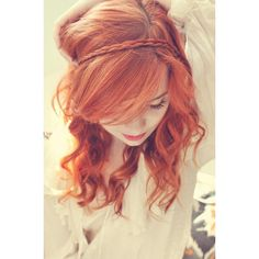 Search results for braid hairstyles ❤ liked on Polyvore featuring hair, hairstyles, models, people and backgrounds
