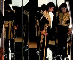 Esquire UK: Dressing Michael Jackson A cutter from Gieves  Hawkes describes making military clothing for Michael Jacksons Bad tour.