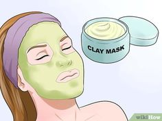 3 Ways to Get Beautiful While You Sleep - wikiHow Beauty Tips For Skin, Health And Beauty Tips, Beauty Secrets, Hair Beauty, Green Tea For Hair, Lip Conditioner, Glow Up Tips, Hair Loss Shampoo, Home Remedies For Hair