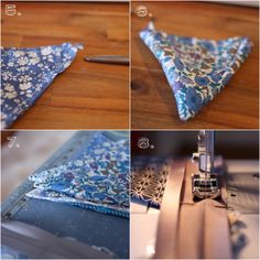 pennant banner tutorial + free pattern |