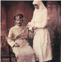 Poză din perioada Primului război mondial : 11 decembrie 1916 | Chisinau, orasul meu