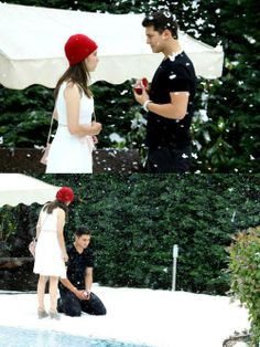 its best moment in the serial when emir gave ring to feriha and feriha is weeping i love this moment Cutest Couple Ever, Best Couple, Feriha Y Emir, Stylish Dpz, Best Series, Tv Series, Couple Romance, Turkish Beauty, Blue Bridesmaid Dresses