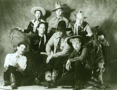 The Radio Ranch Straight Shooters! Authentic western swing music. Fantastic party band. Played small clubs all over L.A.