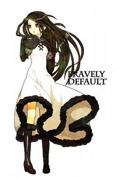 Tags: Anime, Bravely Default: Flying Fairy, Agnès Oblige