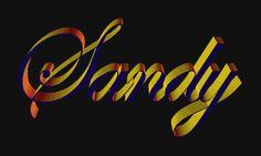 sandy spinning name