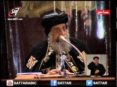 الانسان لا يمكن ان يشبع الا بعمل روح الله فى قلبه - قداسة البابا تواضروس...