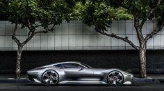The Mercedes-Benz AMG Vision Gran Turismo