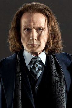 Rufus Scrimgeour (Harry Potter and the Deathly Hallows Part 1)