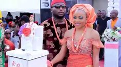 Flavor and Genevieve Performs at The Best Nigerian Traditional Wedding Ever