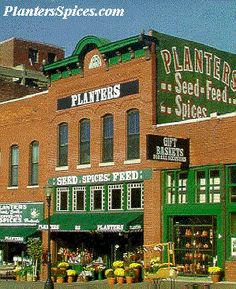 Planters Seed & Spice Company - River Market in KC, MO