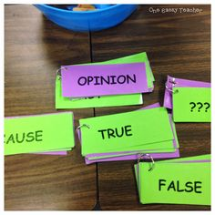 Great idea!! Quick Formative Assessment Tools to Use Over and Over Again