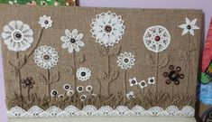 regalos navidad crochet-otakuland 2019 regalos navidad crochet-otakuland The post regalos navidad crochet-otakuland 2019 appeared first on Lace Diy. Doilies Crafts, Burlap Crafts, Crochet Doilies, Crochet Flowers, Fabric Crafts, Sewing Crafts, Button Art, Button Crafts, Crochet Projects