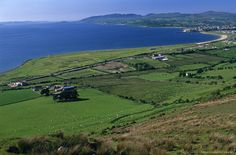 Image Detail for - Ireland, Donegal. Buncrana and Lough Swilly, Inishowen Peninsula, Co. Donegal, Ireland.