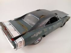 "Classic Wrecks - A collection of hand built car and truck wrecks, beaters or ""junkers"" in 1-24th scale."
