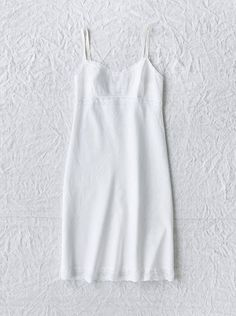 Kymber slip made of organic khadi cotton