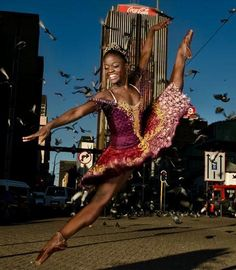 From a Sierra Leone Orphanage to Dancing with the Dutch National Ballet
