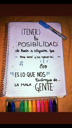 Frases Love Facts, Inspirational Phrases, Better Day, Simple Words, Favorite Quotes, Bff, Texts, Life Quotes, Bullet Journal