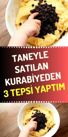 There are cookies sold in those very famous coffee chains, you know, today we make 3 trays of those cookies. Easy Desserts, Delicious Desserts, Dessert Recipes, Subway Cookie Recipes, Starbucks Cookies, Turkish Recipes, Ethnic Recipes, Milk Bread Recipe, Good Food