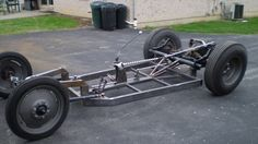 vw rat rod chassis