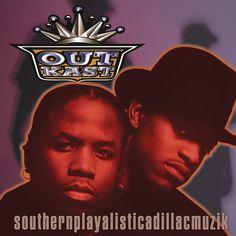 Outkast - Southernplayalisticadillacmuzik on LP