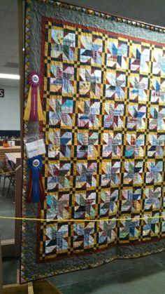 Orangeburg County fair quilt Show