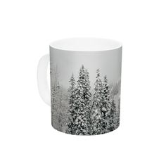 Winter Wonderland by Robin Dickinson 11 oz. Ceramic Coffee Mug