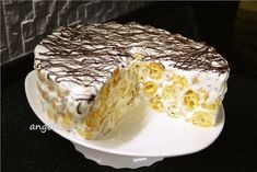Cake decorating computer - Delicious cakes and pastries for you Guava Pastry, Choux Pastry, Shortcrust Pastry, Homemade Tacos, Baking And Pastry, Russian Recipes, Pastry Recipes, Cooking Recipes, Sweets