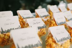 Garrett's Popcorn Wedding Favors                                                                                                                                                                                 More