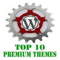 Top 10 Premium Themes For Wordpress