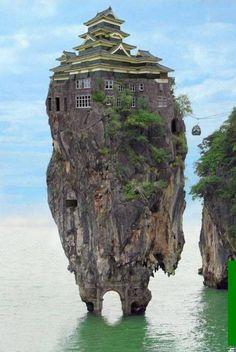 Maison insolite                                                       …