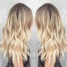 love this blonde tone and color at Nine Zero One Salon #901girl