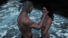 The Witcher 3 Geralt and Yen - Romance by LarvayneYuno
