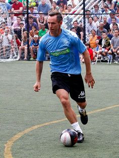Steve Nash trying out for Inter Milan