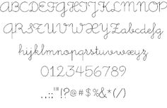 Little Days font by West Wind Fonts - FontSpace