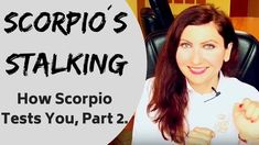 This video is about Scorpio´s stalking in relationship and how confusing this can get. With Scorpio things are usually not the way they appear to be. Scorpio, Like You, Scorpion