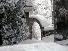 Zbrosławice - zima 2004-2005
