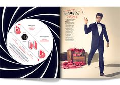 The Ties That Bond - Matt Chase | Design, Illustration