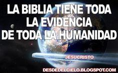 Recursos en Internet para predicar el evangelio por medio de imágenes: Evidencia de toda la humanidad