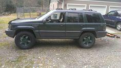 Jeep wheels 13