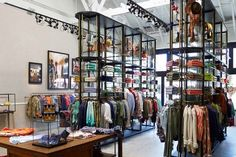 Scotch & Soda Store in Los Angeles