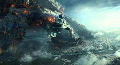 WRITETHRU, Saturday Century Fox's UFO movie Independence Day: Resurgence is getting crushed by Disney/Pixar's animated sequel Finding Dory, with the latter tearing up its projectio… New Independence Day, Indipendence Day, Free State Of Jones, Finding Dory, Disney Animation, Disney Pixar, Movie Photo, Jurassic Park, Movie Trailers