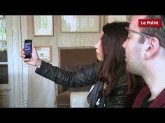 """Portait vidéo de """"Le Point"""" - Natacha Quester-Séméon de youARhere (Culture, tourisme, Google Glass et iBeacons)"""