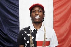 ASAP Rocky for Paris based WAD Magazine  BENE CULTURE