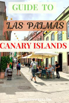 How to spend 3 incredible days in Las Palmas de Gran Canaria, Spain.  Come along on our visit to the historic sites, beautiful sunny beaches, and adventure travel. The canary islands are beautiful and a great travel destination. Enjoy the gorgeous Atlantic Ocean, while snorkeling, jetskiing, or just enjoy the amazing views of the volcanic mountains.  Packed with photos. If you want inspiration, then click here. #laspalmas, #Grancanaria, #canaryislands, #island, #beach, #mountains, #vacation, Europe Travel Guide, Travel Destinations, Spain Travel, Travel Guides, Canary Islands, Spain And Portugal, Island Beach, Best Places To Travel, Atlantic Ocean