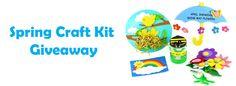 Spring Craft Kit Giveaway