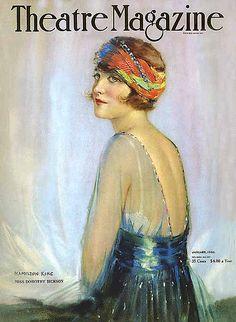 HAMILTON KING 1920  Theatre Magazine