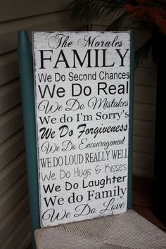 House rules sign...personalized wood sign  by MamaSaysSigns