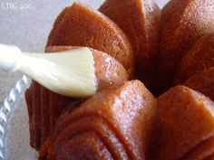 Lick The Bowl Good: Think Harder Rum Cake